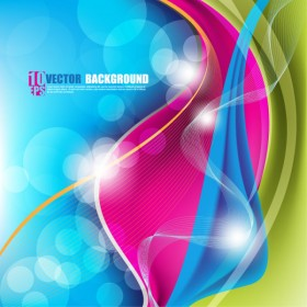 beautifully gorgeous Background 03   vector material
