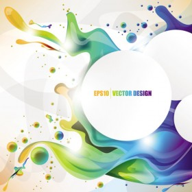 colorful background Vector 02   Vector