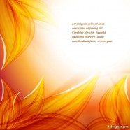 beautiful autumn leaves background 04   vector material