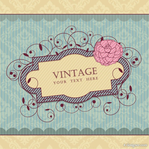 fashion label 03   vector material