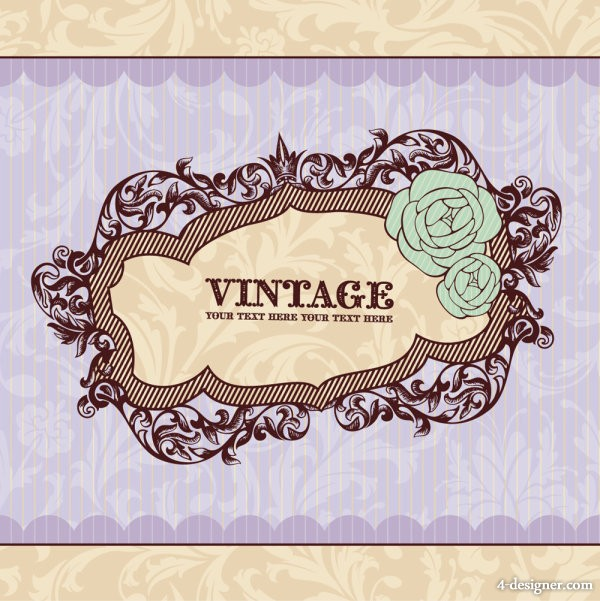fashion label 04   vector material