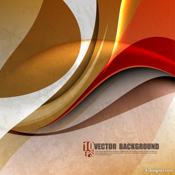 gorgeous background material 05   vector material