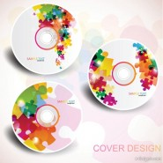 Gorgeous trend CD03 Vector   Vector