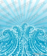 Blue Dream wave vector material