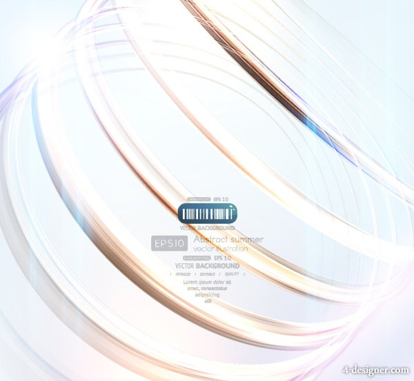 A glorious background 05   vector material