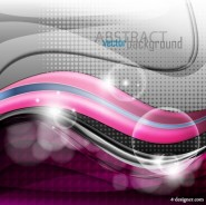 Dynamic flow line pattern 05   vector material