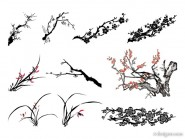 Classical plant vector material