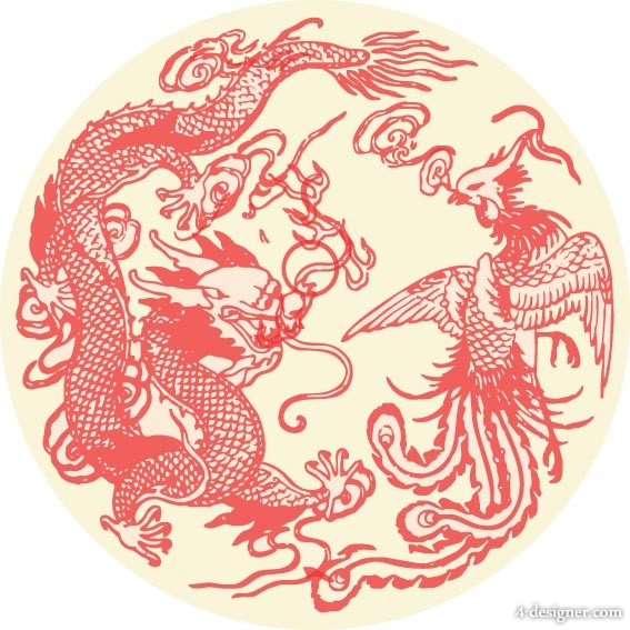 Longfeng vector material