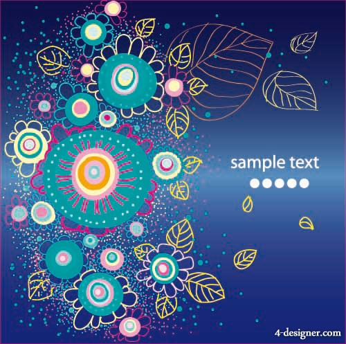 Classical patterns 01   vector material