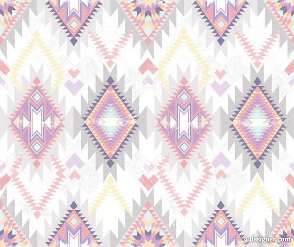 The argyle background   Vector material