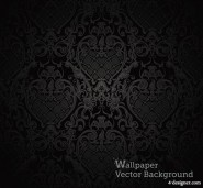 Solemn shading background 04   vector material