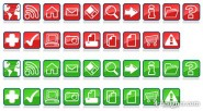 Commonly used icon series vector material commonly