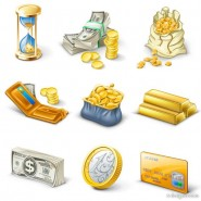 Commerce site icon 03   vector material