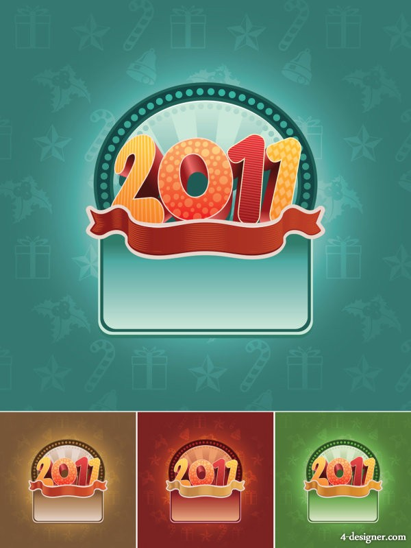 Christmas background graphics vector material   Vector