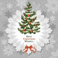 beautiful Christmas background 03   vector material