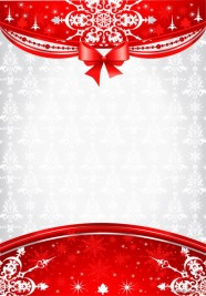 Christmas decorative material 01   vector material