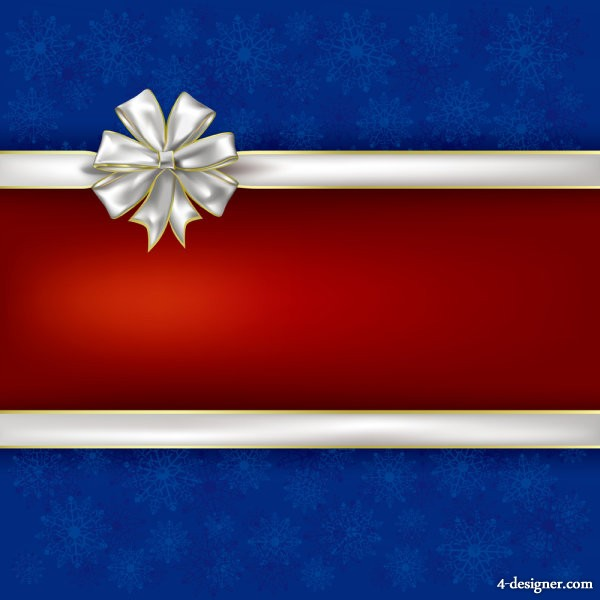 Christmas background 05   Vector