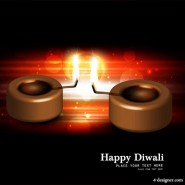 The beautiful Diwali theme background 20   vector material