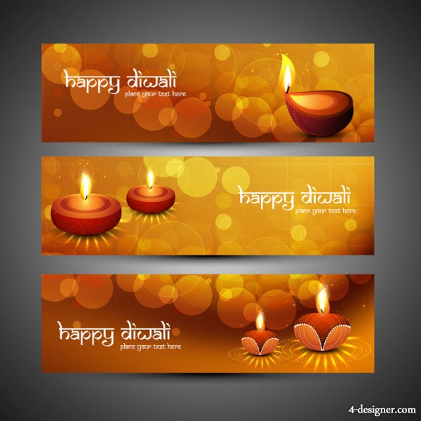 The beautiful Diwali theme background 27   vector material