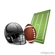 Sports Equipment 04   vector material