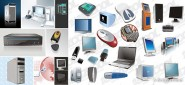 23 cdr format, computer equipment related to vector material