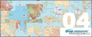 Mapresources world or regional the Vector Maps  4