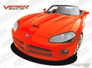 Red sports car vector material