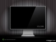 The display vector material  4