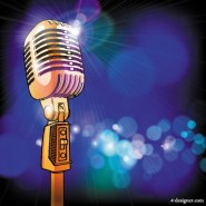 Microphone 01   vector material
