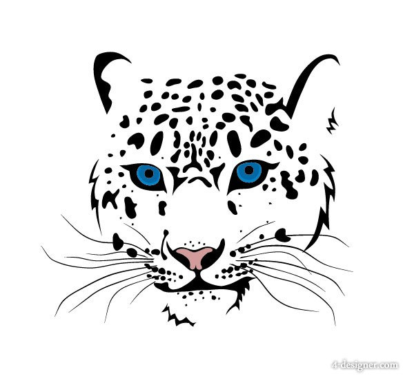 The Tiger Picture 13   vector material