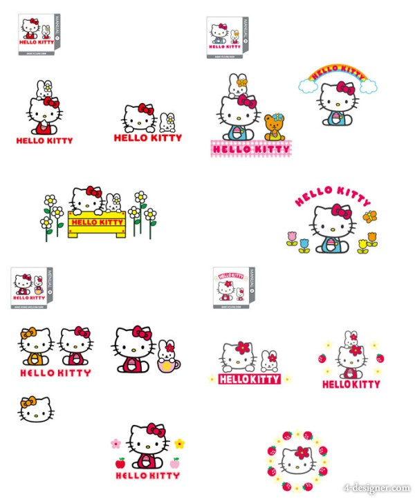 Hello Kitty Official 1 4
