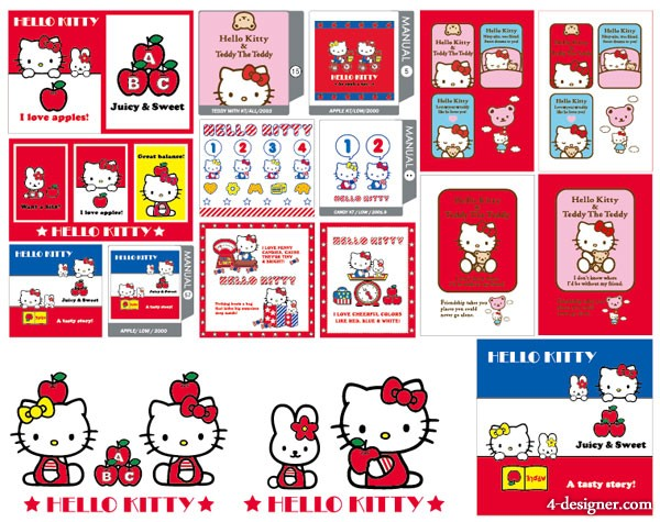 Hello kitty official 02