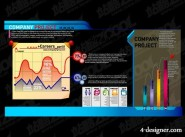 Charts of various types of vector material  20