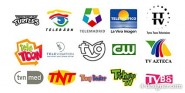Featured foreign media vector LOGO material  5