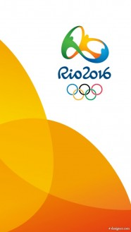 Rio de Janeiro 2016 Olympic logo with the Olympic bid logo, official HD wallpaper and videos