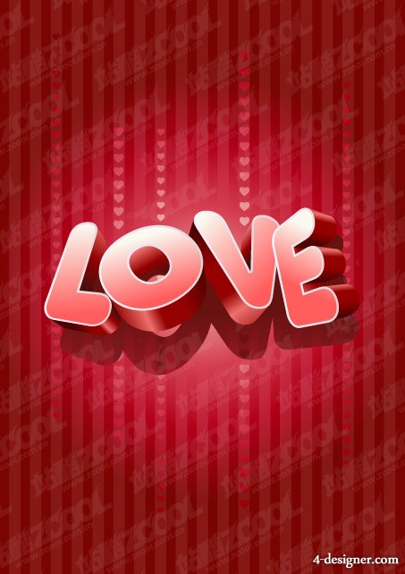 Stereo LOVE Vector