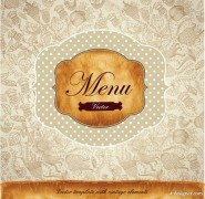 The classic bread menu background 03   Loss on material