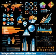Vector commercial data elements 01   vector material