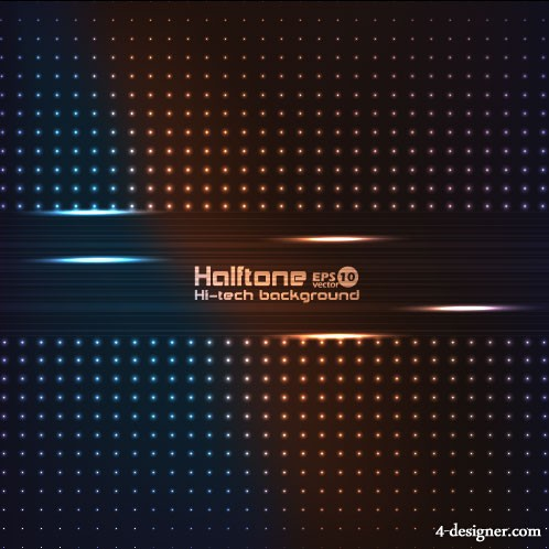 Abstract background 02   vector material