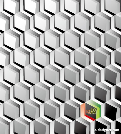 Abstract mesh background 04   vector material