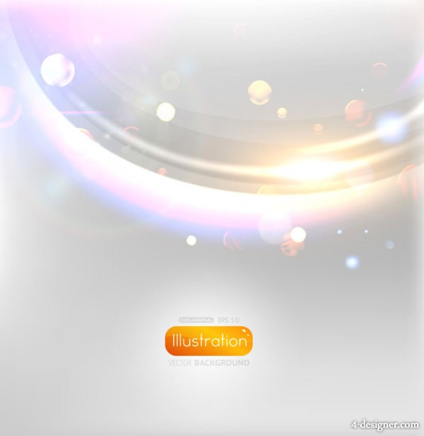 Beautiful starlight background 03   vector material
