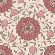 Classic pattern background 01   vector material