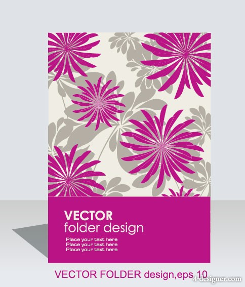 Classic pattern background 19   vector material