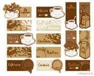 Coffee banner01 Vector