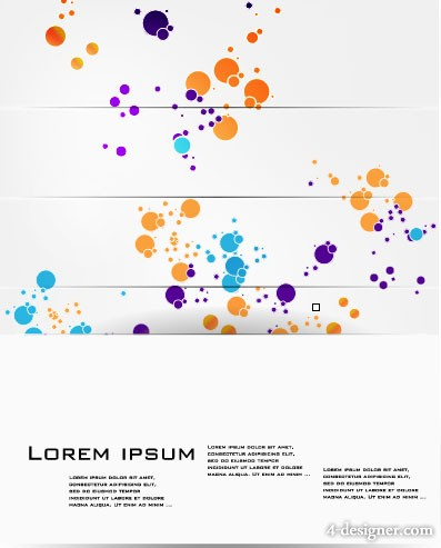 Color splash background Vector   Vector