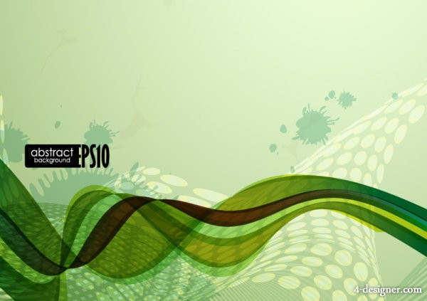 Exquisite dynamic background Vector 03   Vector