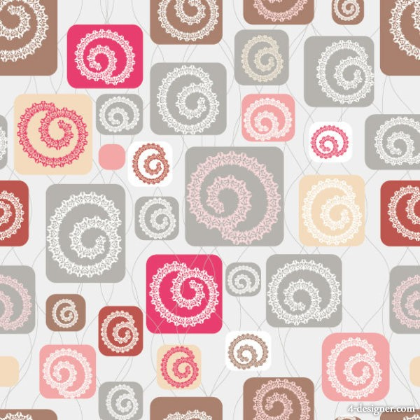 Pattern background 05   vector material