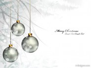 The exquisite Christmas ball background vector material 01   vector material