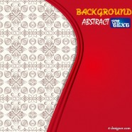 Trend background 02   vector material