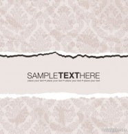 Wallpaper pattern wallpaper background 03   vector material